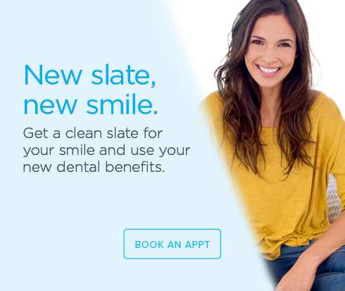 Castro Valley Smiles Dentistry - New Year, New Dental Benefits