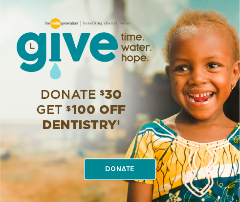 Donate $30, Get $100 Off Dentistry - Castro Valley Smiles Dentistry