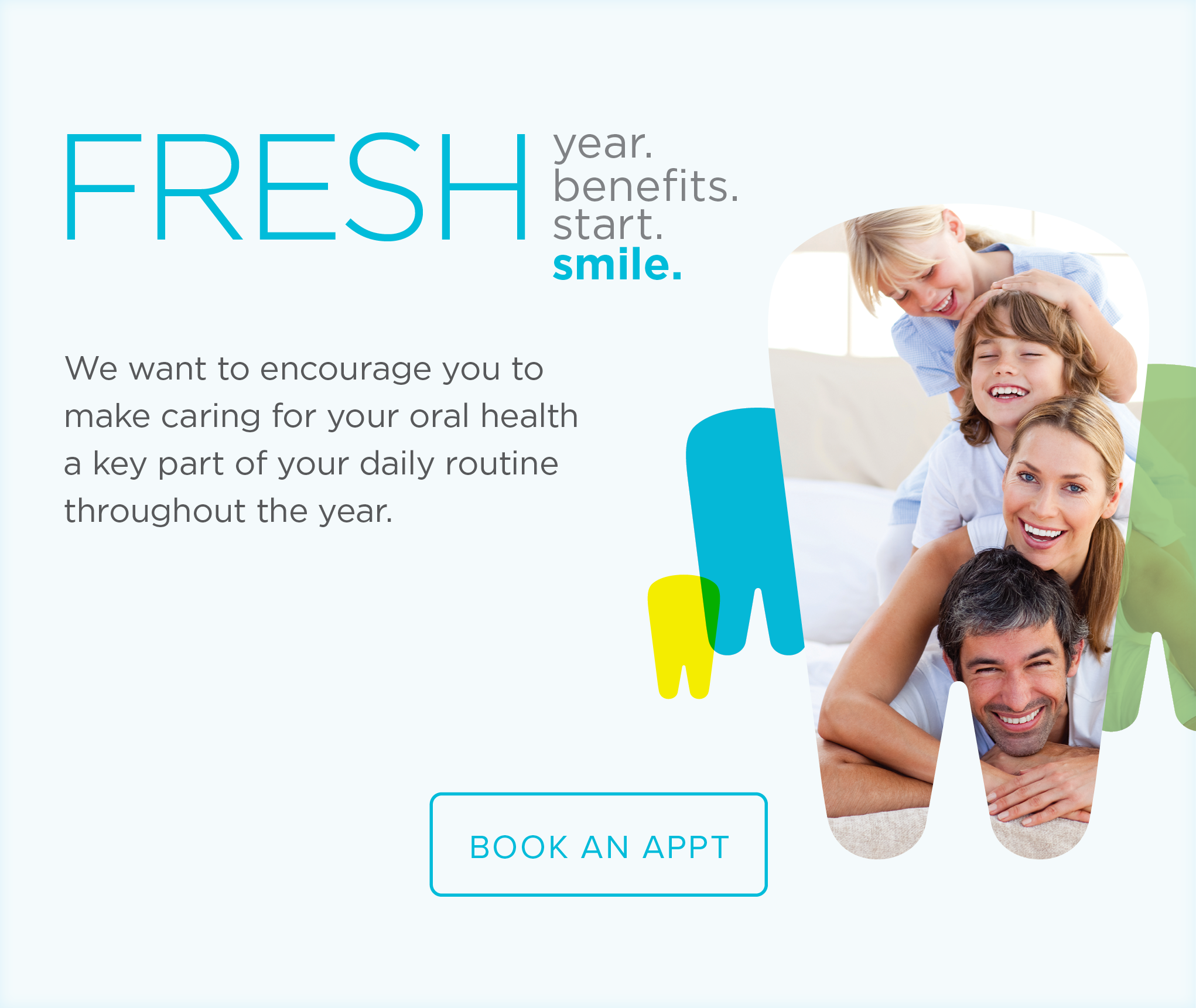 Castro Valley Smiles Dentistry - Make the Most of Your Benefits